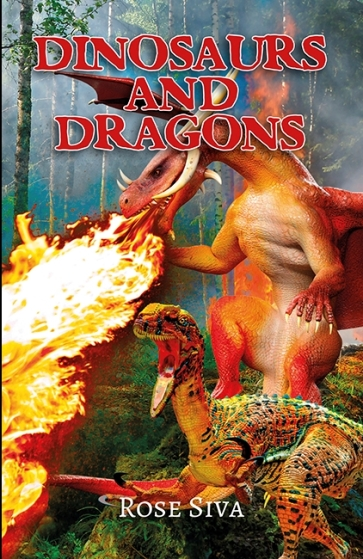 Dinosaurs and Dragons Cover